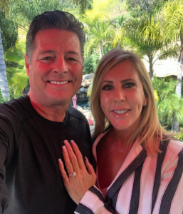 Vicki Gunvalson Steve Lodge Engaged
