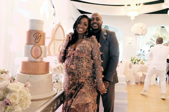 Porsha Williams & Dennis McKinley Baby Shower