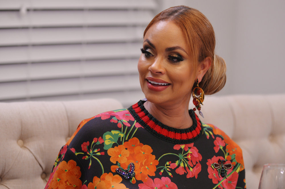 Real Housewives of Potomac Star Gizelle Bryant Says Karen Huger