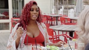 Porsha Williams Lunch