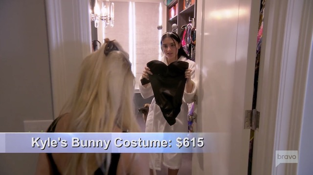 Kyle Richards Costume