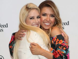 Heidi Montag & Audrina Patridge Are Happy Lauren Conrad Isn't On The Hills: New Beginnings