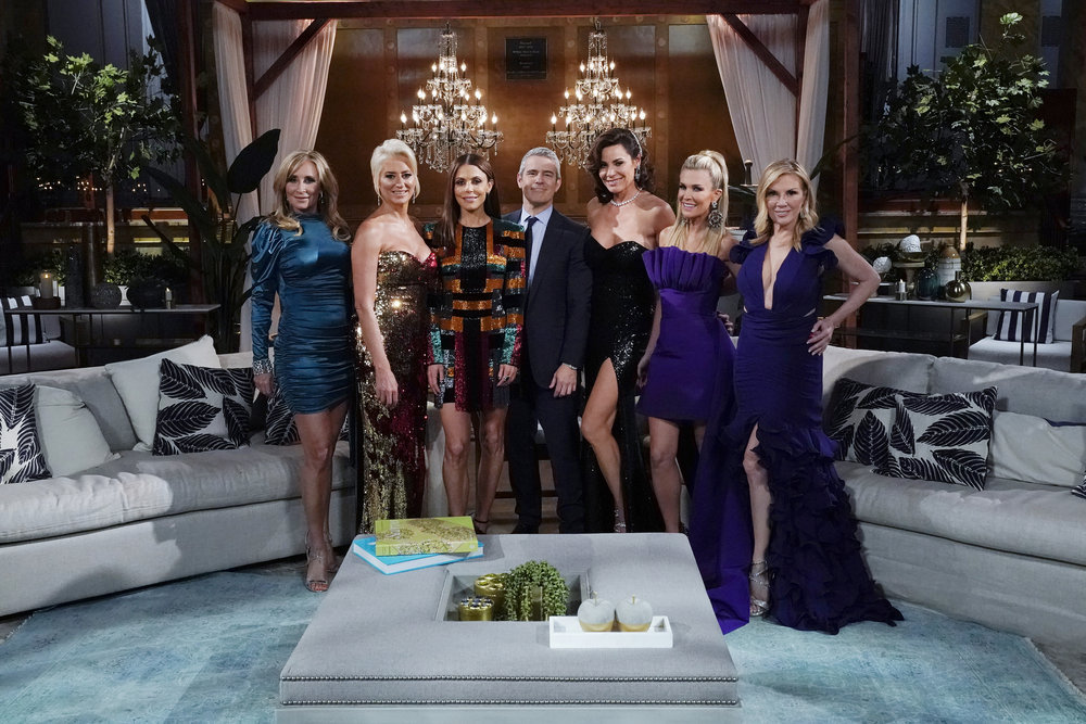 The Real Housewives Of New York React To Bethenny's Departure