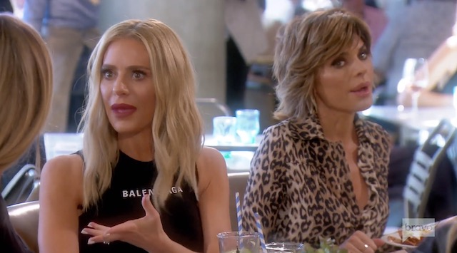 Lisa Rinna & Dorit Kemsley