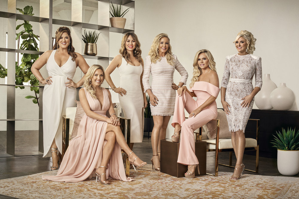 Real Housewives Of Orange County Premiere Date Revealed & Vicki Gunvalson Gets Demoted; Check Out The New Cast Photos