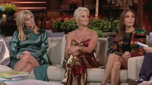 "Dorinda Medley ""Wanted To Cry"" When She Found Out That Bethenny Frankel Was Leaving RHONY"