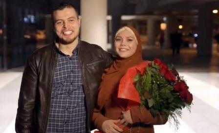90 Day Fiance: Avery Mills Reacts To Rumors That She Split From Omar Albakour