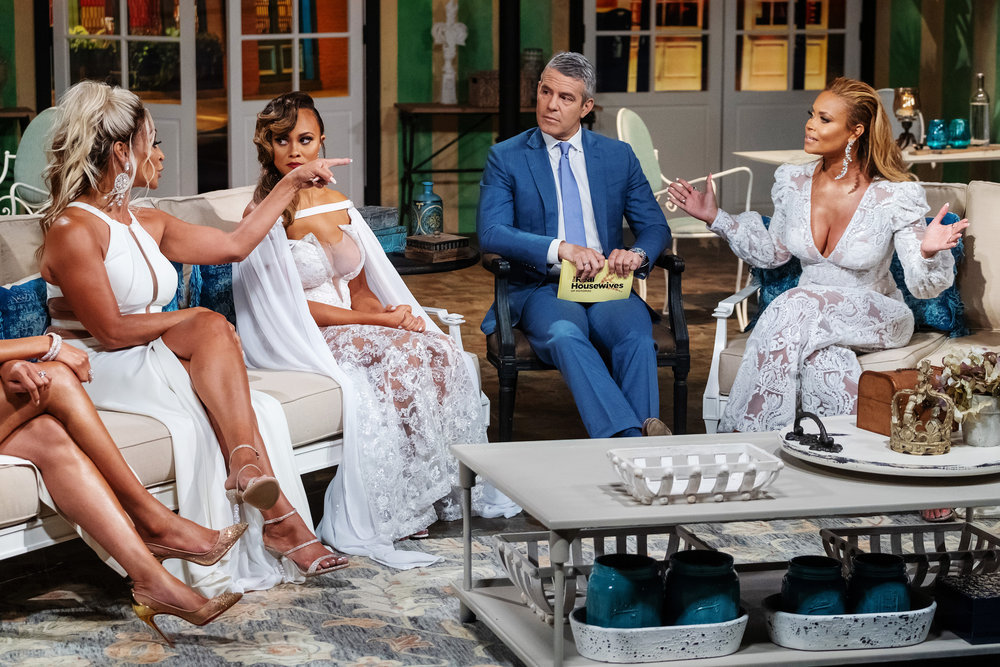 Real Housewives Of Potomac Recap: Reunion Part 1
