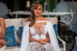 Real Housewives Of Potomac Star Ashley Darby Regrets Judging Moms For Their Appearance Now That She's A Parent