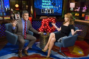 "Kathy Griffin Says Andy Cohen Was A ""Horrible"" Boss When She Had A Show On Bravo"