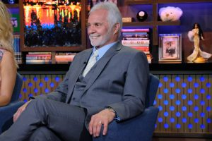 Below Deck's Captain Lee Rosbach Gets A Tattoo To Honor His Son Joshua