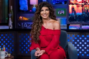 "Teresa Giudice ""Reacquainting"" With Joe Giudice In Italy Was ""Pretty Amazing"""