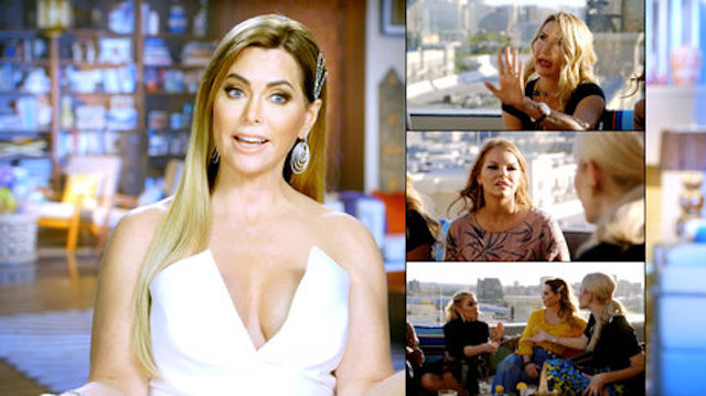 D'Andra Simmons Dissects Real Housewives Of Dallas Feuds