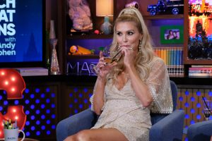 Former Real Housewives Of Beverly Hills Stars Camille Grammer & Brandi Glanville Argue On Twitter; Brandi Implies Camille Is Afraid Of Her!