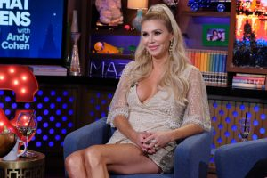 Brandi Glanville Says She Hooked Up With David Schwimmer & Went On 1 Date With Matt LeBlanc