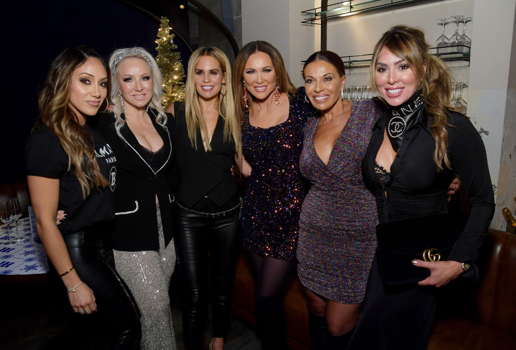 Check Out Reality TV Star Photos From The Daily Mail Holiday Party- Tom Sandoval, Melissa Gorga, Kelly Dodd, & More!