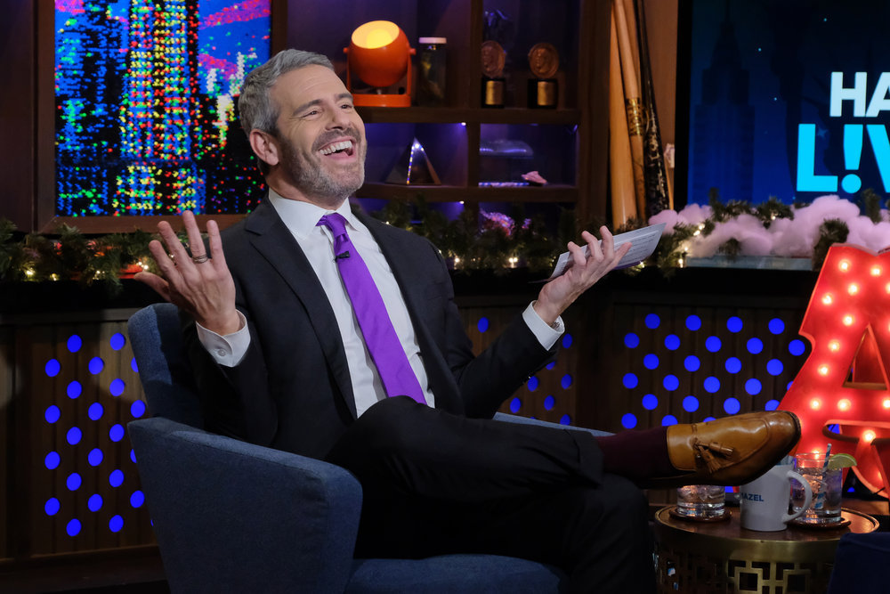 Andy Cohen Rehomes Dog Out Of Concern For His Son's Safety