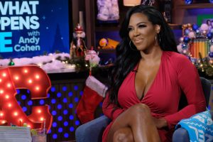 Kenya Moore Dishes On Lack Of NeNe Leakes' Presence In This Season Of Real Housewives Of Atlanta