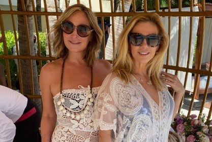 Real Housewives Of New York Cast Vacations In Mexico- Check Out The Photos