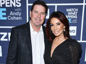"Danielle Staub's Ex-Husband Marty Caffrey Says They Will Never Get Back Together; Danielle Says ""Never Say Never"""