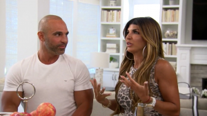 Joe Gorga Teresa Giudice Real Housewives Of New Jersey