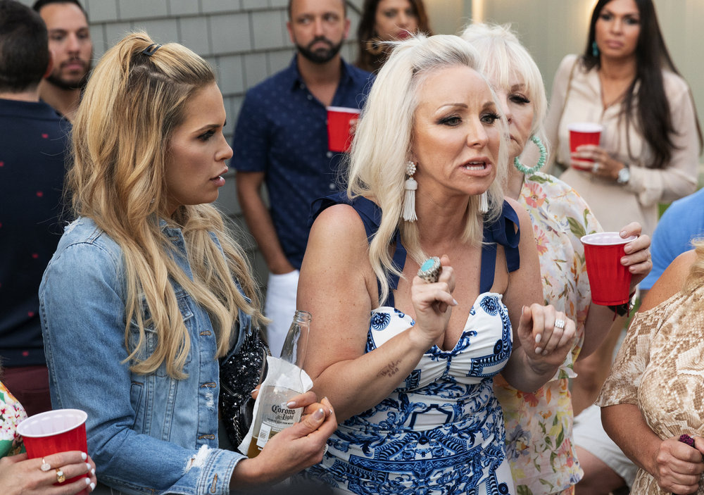 Real Housewives Of New Jersey Season Finale Recap: Family Reunion