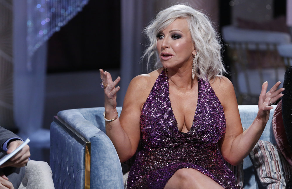 Real Housewives Of New Jersey Recap: Season 10 Reunion Part 1