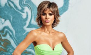 "Lisa Rinna Hates Her ""Dumb Ass"" Tagline; Shares What She Wants Instead"