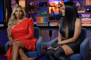 NeNe Leakes and Marlo Hampton Call Out Eva Marcille For Being Negative