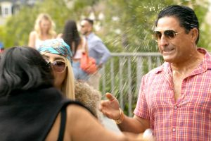 shahs of sunset mercedes-javid-reza-farahan-fight