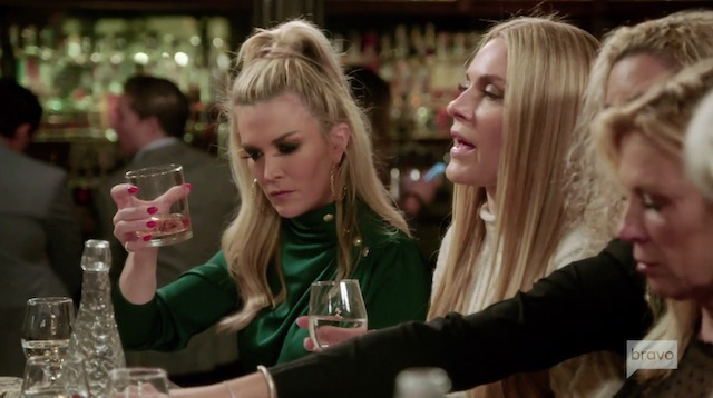 "Leah McSweeney And Tinsley Mortimer Explain Why They Didn't Vote In 2016 Presidential Election; Leah Says We Should, ""Get Rid Of Presidents"""