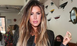 Tiger Woods' Former Mistress Rachel Uchitel On Short List To Replace Dorinda Medley On Real Housewives Of New York; She's Already Been Linked To Harry Dubin