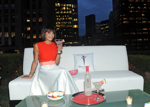Bethenny Frankel Hosts Skinnygirl Cocktails RHONY Viewing Party