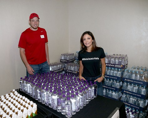 Bethenny Frankel Hurricane Harvey Help