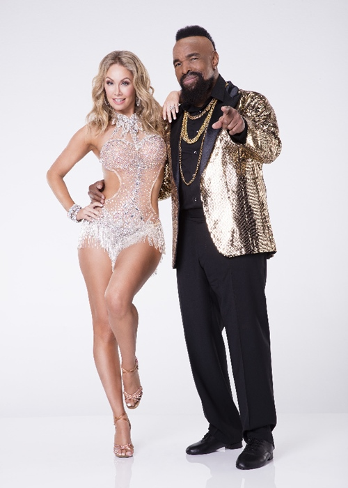 Mr. T and Kym