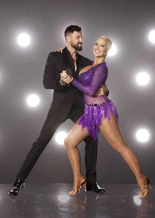Maks and Amber