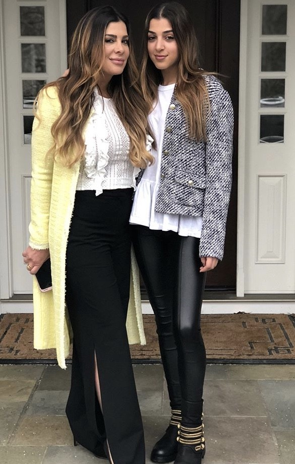 Siggy Flicker & Her Daughter Sophie