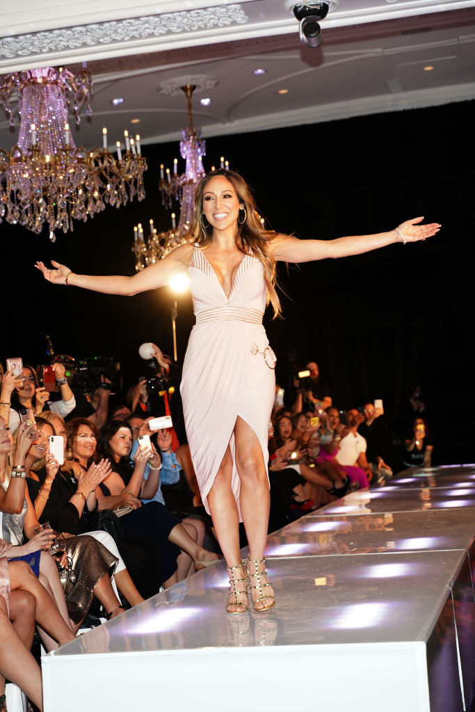 Real Housewives Of New Jersey Stars Attend Envy By Melissa