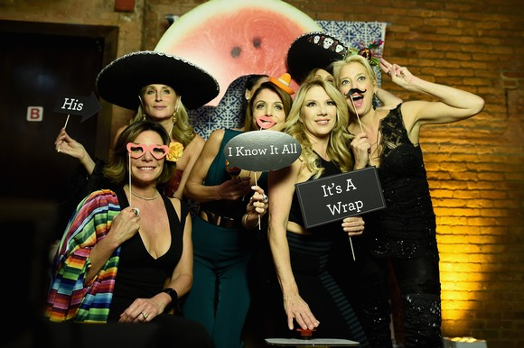 RHONY Cast Attend Bethenny Launch
