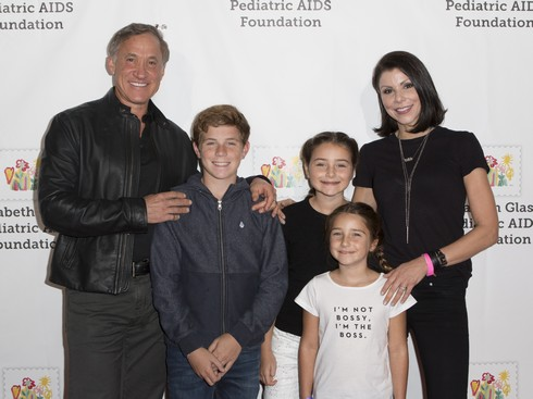 Terry & Heather Dubrow & Family