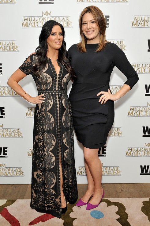 Patti Stanger & Michell Collins