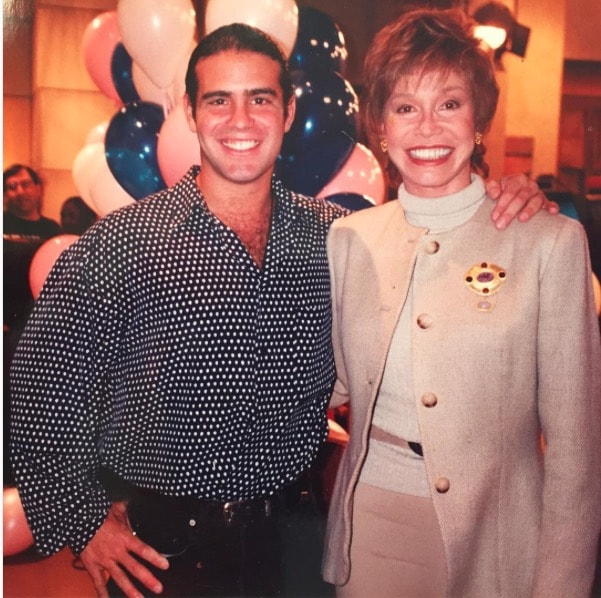 Andy Cohen Honors Mary Tyler Moore