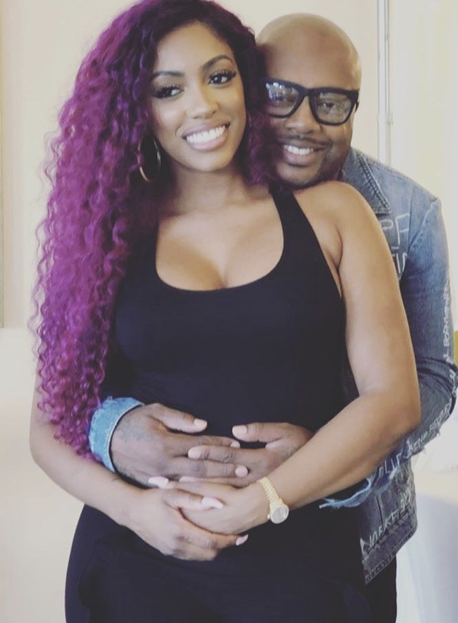 Porsha Williams & Boyfriend Dennis McKinley