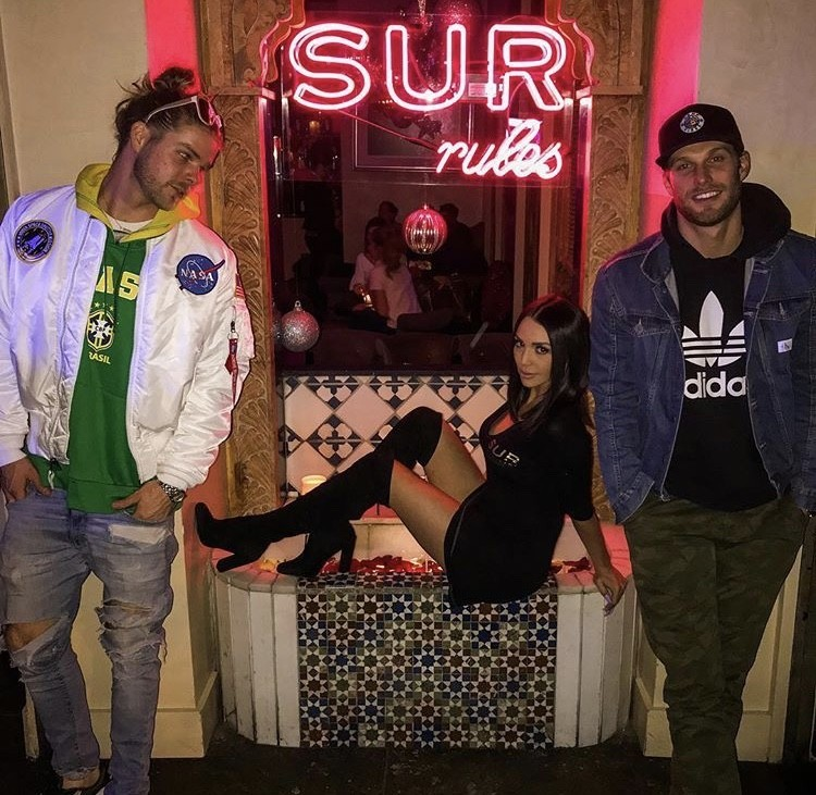 Scheana Maria At SUR
