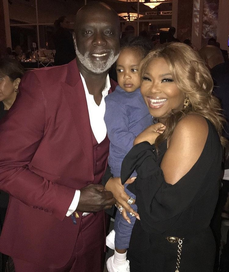 Peter Thomas, Ace Wells Tucker, & Mona Scott