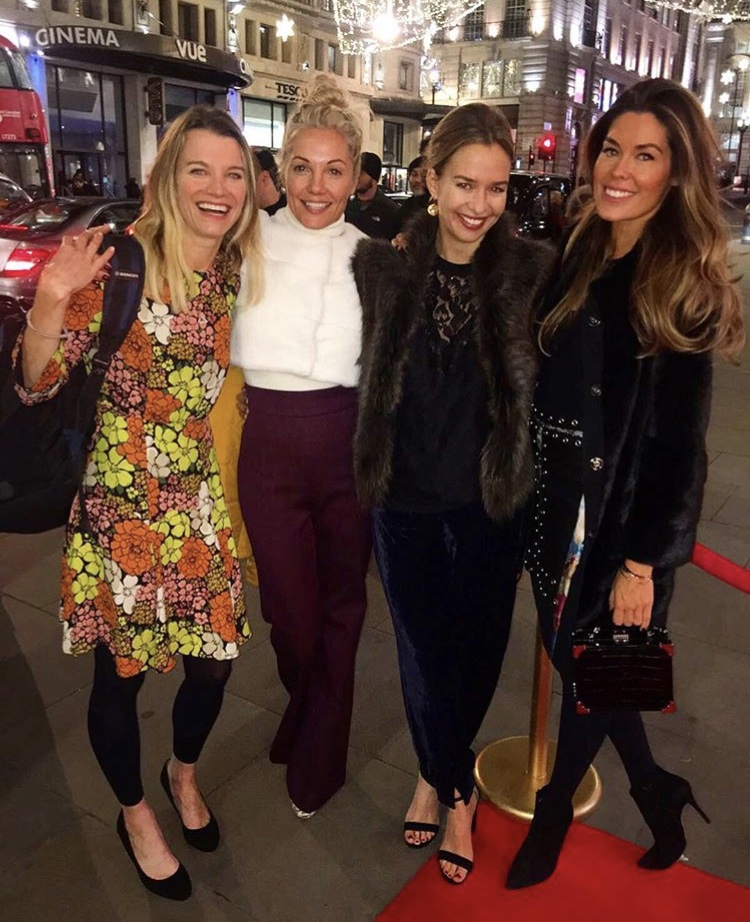 Ladies Of London Cast