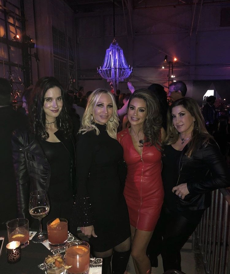 Kim D, Jacqueline Laurita, & Friends