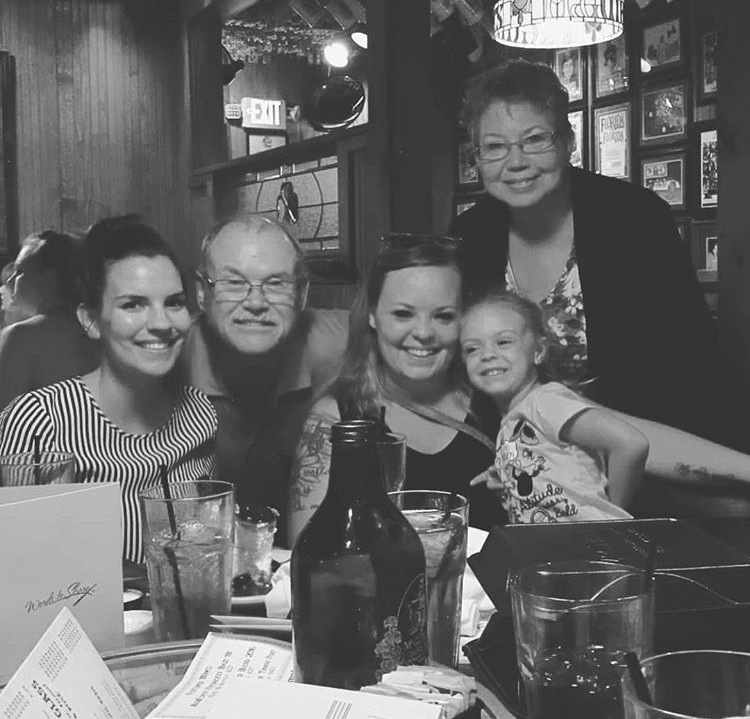 Catelynn Lowell With Her Family