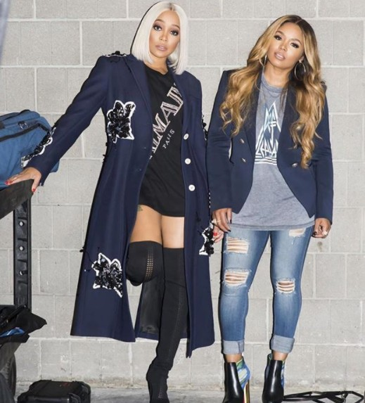 Rasheeda Frost With Monica Brown
