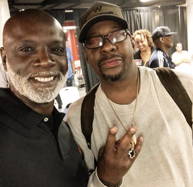 Peter Thomas & Bobby Brown